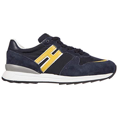 .Hogan Rebel Kinder r261 Sneaker blu 33 EU