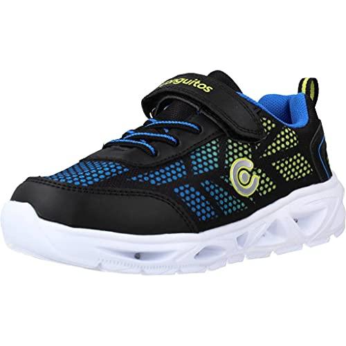 Conguitos Sport Light, Zapatillas, Negro, 26 EU