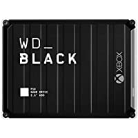 Western Digital P10 Game 2TB Portable Hard Drive for Xbox One