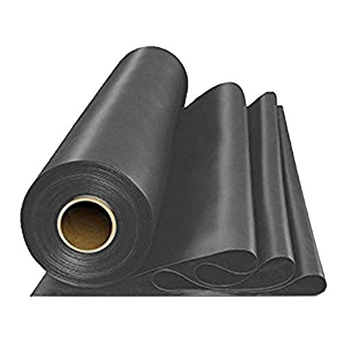EPDM Rubber Shed Roofing Membrane Complete Kit 12ft x 8ft (3m x 4m)