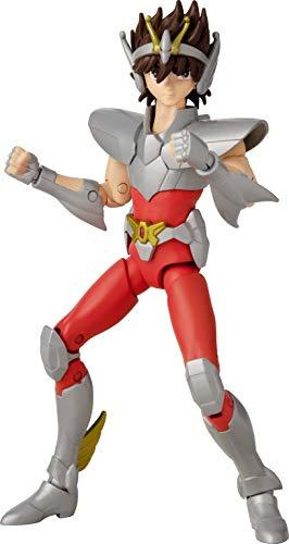 Bandai México Caballeros del Zodiaco Pegasus Seiya Figura de Colección Anime Heroes