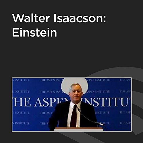 Walter Isaacson: Einstein cover art