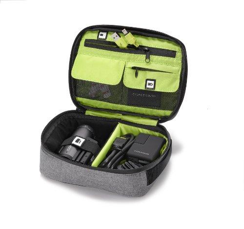 Contour Schutztasche Carrying Case, Silbergrau, Standard, 3210