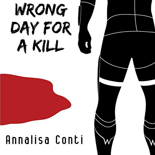 Wrong Day for a Kill audiobook cover art