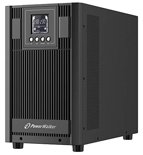 BlueWalker PowerWalker VFI 3000 at USV, schwarz, 4X Schutzkontakt, 10122182