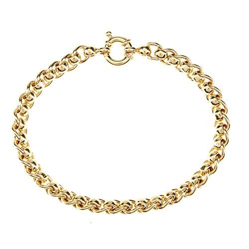 Citerna Damen-Armband 9 Karat 375 Gelbgold BT1617Y