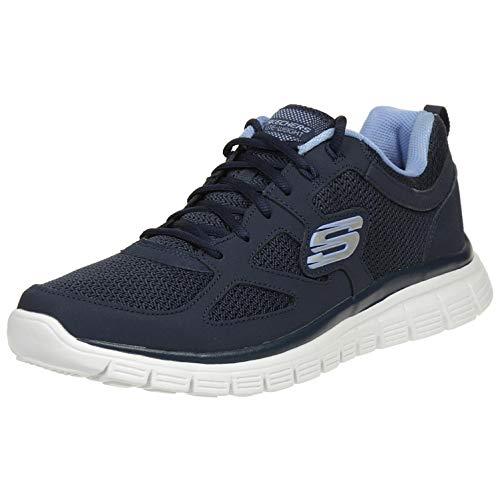 Skechers Zapatillas para Hombre 52635-NVY_46, Azul Marino, EU