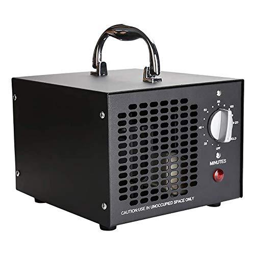 3500-OGS generador de ozono 3500mg / h del purificador del Aire del ozono con Temporizador para la desinfección del esterilizador para Coches Habitaciones Animales