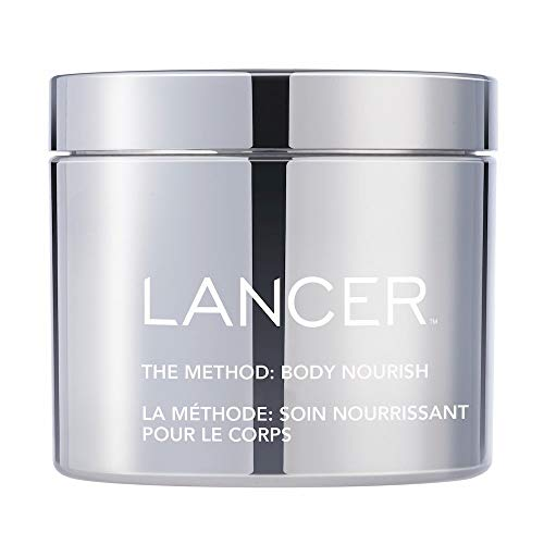The Method: Body Nourish, 11 FL OZ, Dr. Lancer Dermatology Skincare, with Hylaplex and Glycolic Acid 10%, For Daily Use, Infused with African Moisturizing Agents, 3-Step Routine