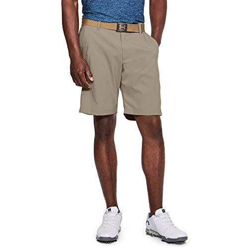 Under Armour Men's Showdown Golf Shorts, City Khaki (299)/City Khaki, 32