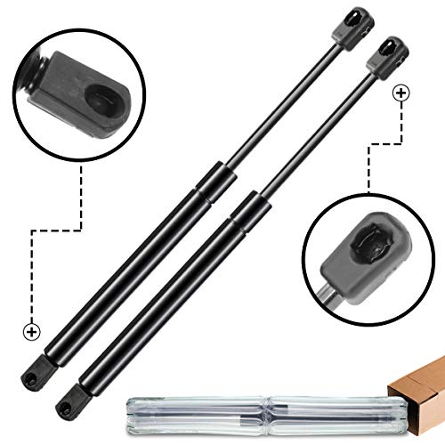 A-Premium Rear Trunk Lift Supports Shock Struts Gas Spring Damper for Cadillac STS 2005-2011 Sedan 2-PC Set
