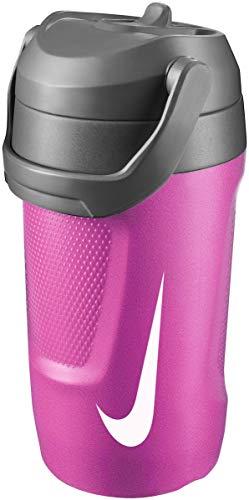 Nike Fuel Jug, Pink Pow/Anthracite/White, 64 oz
