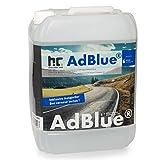 Höfer Chemie 4 x 10 L AdBlue - hochreine Harnstofflösung - ISO 22241-1 / DIN 70070 / AUS32
