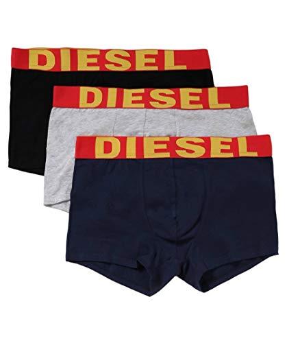 Diesel Herren Boxershorts UMBX-Shawn 3er Pack
