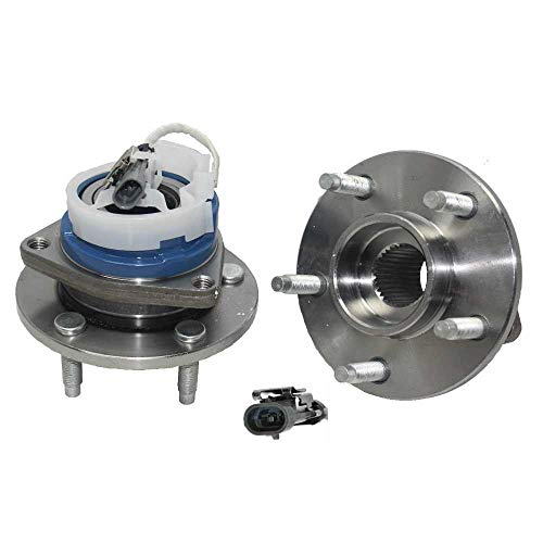 Auto Shack HB613123PR Wheel Hub Assembly Pair