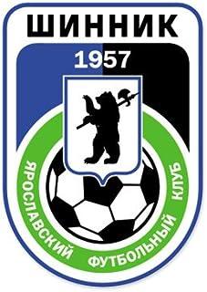 FK Shinnik - Russia Football Soccer Futbol - Car Sticker - 6