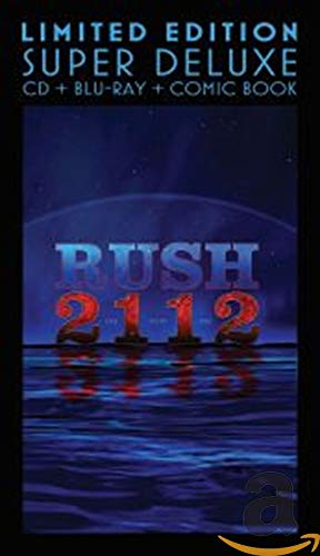 2112 [CD + 5.1 Audio Blu-Ray SUPER Deluxe Edition]