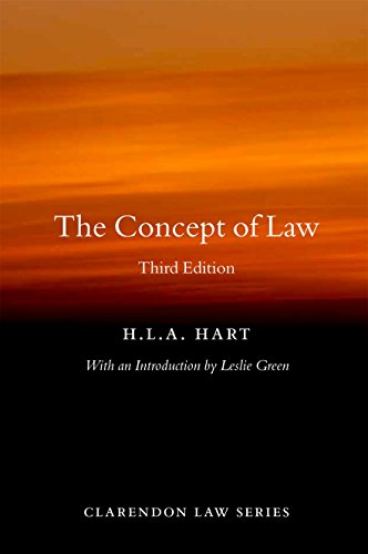 The Concept of Law [Lingua inglese]