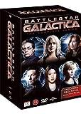 Galactica: Estrella de Combate / Battlestar Galactica (Complete Series) - 26-DVD Box Set ( BSG ) [ Origen Danés, Ningun Idioma Espanol ]