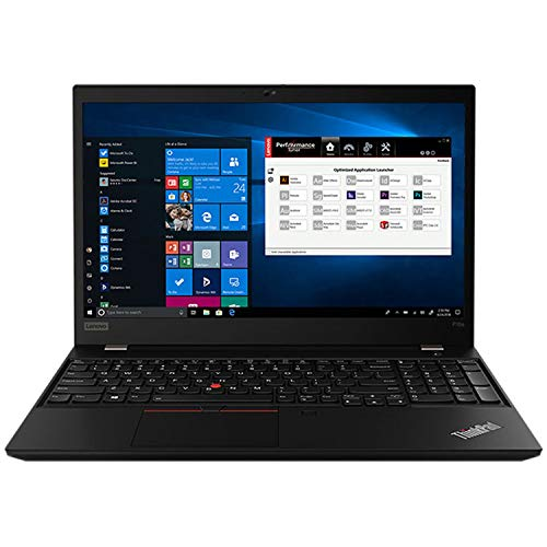 Lenovo ThinkPad P15 Gen 1 Laptop, Intel Core i7-10750H, ...