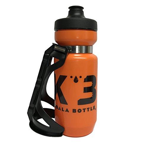KOALA BOTTLE(コアラボトル) サイクルボトル&ケージセット Watergateキャップ仕様 / (22oz / 650ml)