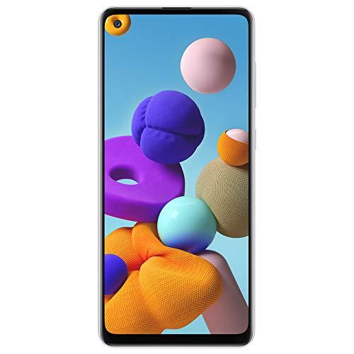 Samsung Galaxy A21s 4GB 64GB Weiß Dual-SIM - 2