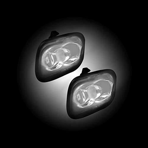 Recon 264243Wh - High Power Led Mirror Puddle Light Kit
