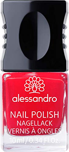 alessandro Nagellack 29 Berry Red, 10 ml