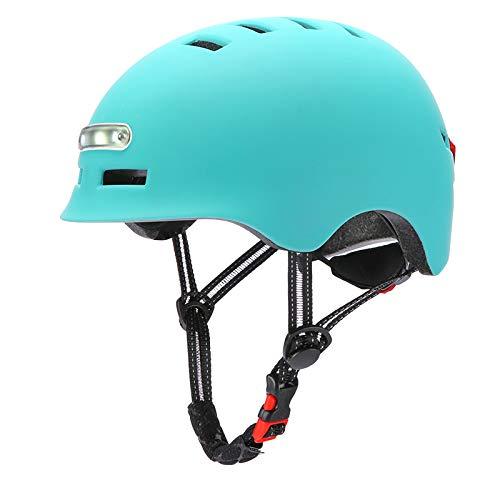 Cairbull Skateboard & BMX Fahrradhelm für Kinder und Erwachsene, multifunktional (blau, L)