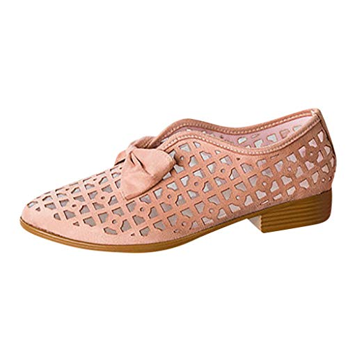 Why Choose Kiminana Vintage Ladies Low Heel Flat Roman Sandals Casual Shoes Hollow Out Flat Carving ...