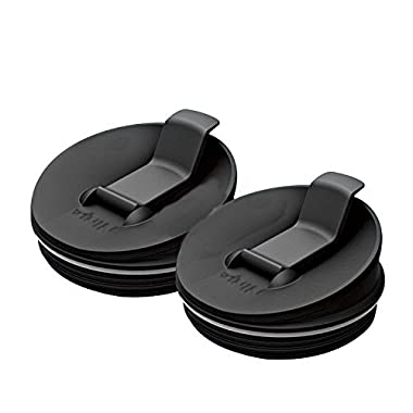 Sduck Replacement Parts Lids for Nutri Ninja Blender, 3.35  sip & seal lids Seal Lids For Auto-iQ Nutri Ninja Blender(2PCs)