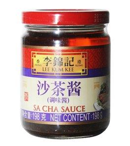 Lee Kum Kee Sa Cha Sauce 7 Oz(pack of 2)