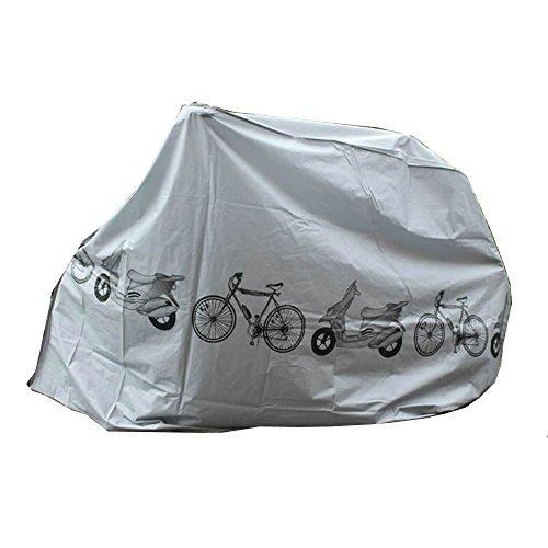 Yizhet Coperta per Bicicletta Copribici Telo Telo Protettivo Impermeabile per Biciclette,Copertura Bici Bicicletta Antipolveri Copribici Telo Copri Bicicletta