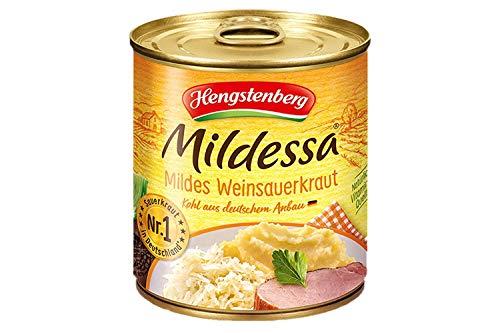 Crauti al vino bianco Mildessa 314 ml. - Hengstenberg
