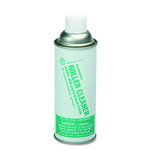 Martin Yale 200 Rubber Roller Cleaner Spray 13 Ounces