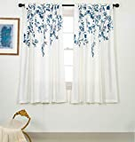 DURABLE FABRIC: Made with Premium, Export-quality, 350 GSM cotton fabric. The curtains are thick enough to filter out 65-75% of sunlight - they will give your room a naturally airy feel while providing 100% privacy during night and day. EASY CARE: Th...
