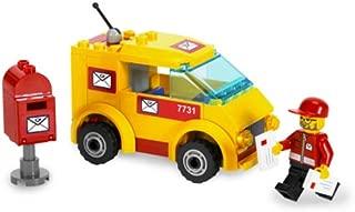 Lego City Set #7731 Mail Van