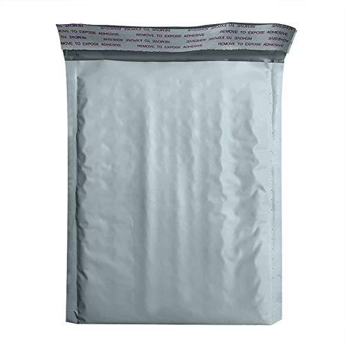 DDHZTA Wyściełane koperty liny - Peel + Seal Bubble Bags - 22 x 30 cm uszczelnione powietrze opakowanie pocztowe na koszty wysyłki wysyłki, samouszczelniające Pushioned opakowanie ochronne