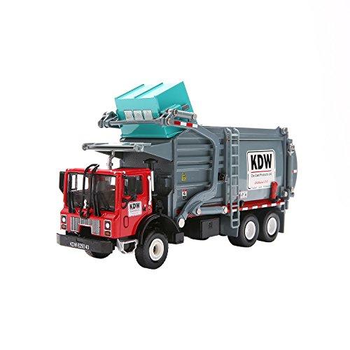 Garbage Truck Toy Model, 1:43...