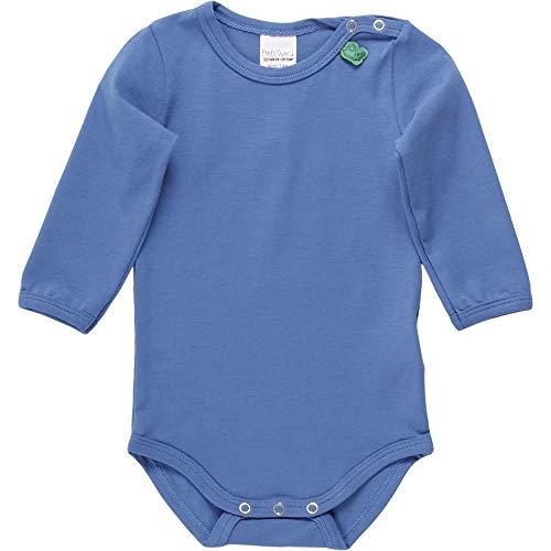 Fred'S World By Green Cotton Alfa Body, Bleu (Blue 019403901), 62 Bébé garçon