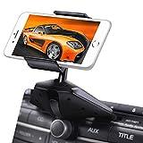 ipow CDスロット取付型 スマホ ホルダー スマートフォン 車載ホルダー スマホスタンド 車 スマホホルダー 車載用 スマートフォンホルダー 携帯ホルダー iPhone/Xperia/Galaxy/AQUOS/Nexusなど