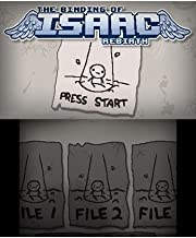 The Binding of Isaac Rebirth (New 3DS Family Only) - New 3DS [Digital Code]