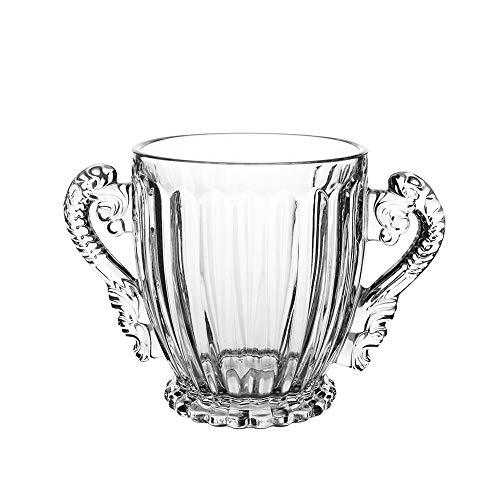 AJMINI Glazen Gletsjer Roll Top Party Cup - Drinks Pail, Drinks Bucket, Drinks Cooler, Bierkoeler