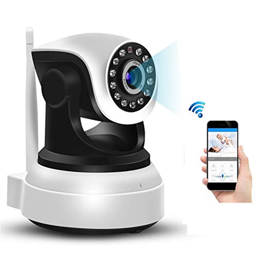 Great Deal! Smart Digital Wireless 720P 1080P Tow Way Infant WiFi Video Baby Monitor Home Security C...