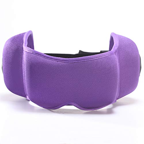 Slapen Masker Voor Ogen, Beademingsmasker Voor Ogen Van 3D-Music, Sweet Rest Travel Vermoeidheid, Blindfold Relax Block Out Light Eye Care Women Compression Pain Medicine