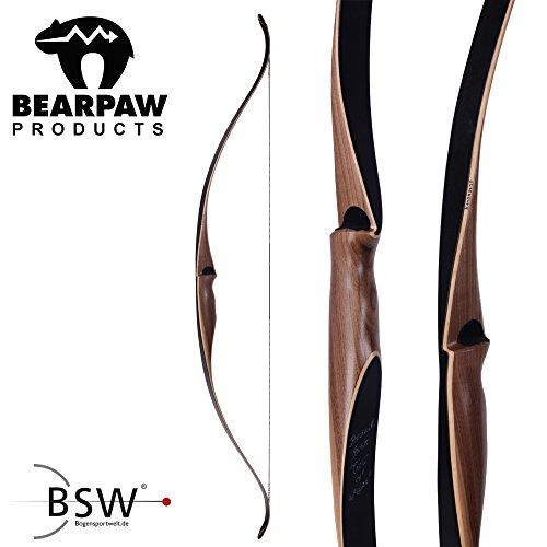 Bearpaw Set Crow - 58 Zoll / 30 lbs/Rechtshand