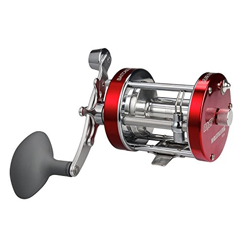 KastKing Rover Round Baitcasting Reel, Right Handed Fishing Reel,Rover90