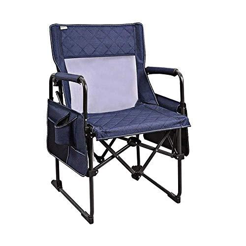 WSDSX Folding Lounge Chair Lunch Break Nap Chair Single Multifunctional Leisure Beach Chair Portable Folding Chair Lazy Chair, Maximum Load 330 Lbs / 150 Kg