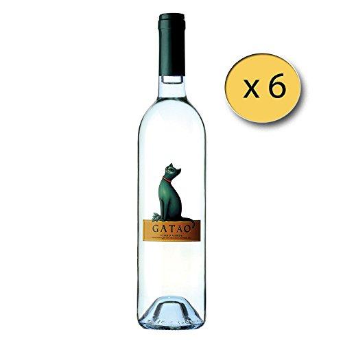Vinho Verde Gatao 6er (6 X 0,75l Flasche)