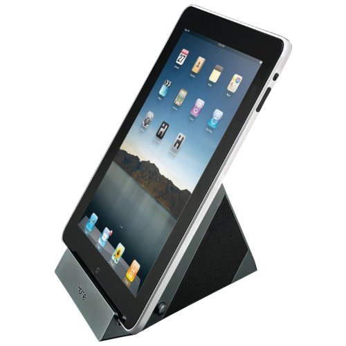 iHome iDM1 Sleek Stereo Speaker System for iPad iPhone iPod or other Audio Devices Discontinued by Manufacturer
